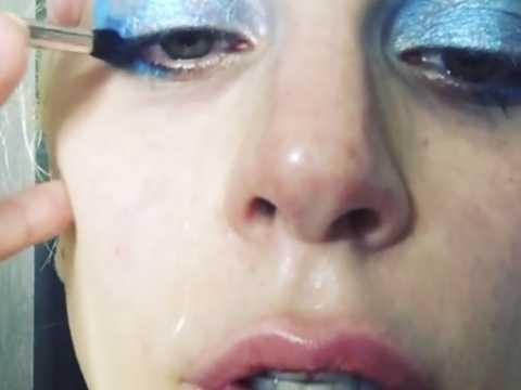 Exclu Vidéo : Lady Gaga en larmes en écoutant du David Bowie