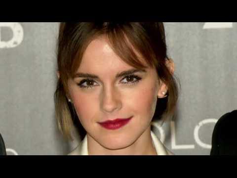 Emma Watson fait une pause pour se concentrer sur le féminisme et sur elle-même
