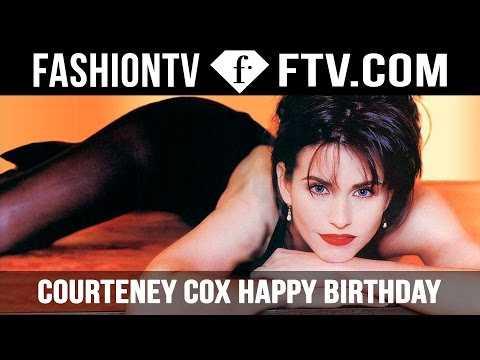 Courteney Cox Happy Birthday | FTV.com