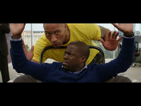 Movie Report: 'Central Intelligence'