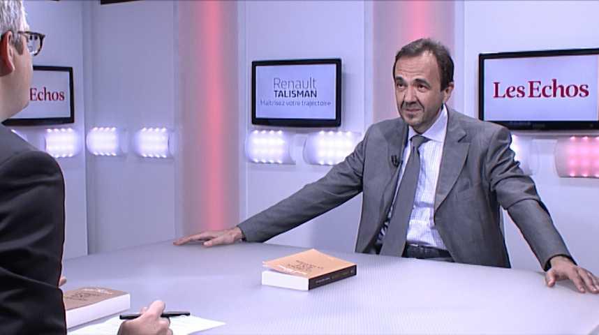 """Illustration pour la vidéo F. Salat-Baroux : """"Alain Juppé a montré qu'il était capable d'aller au bout des choses"""""""