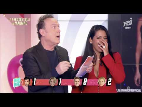 "Aymeric Bonnery traite Julien Lepers de ""tarba"" dans le Mad mag - ZAPPING PEOPLE DU 25/04/2017"