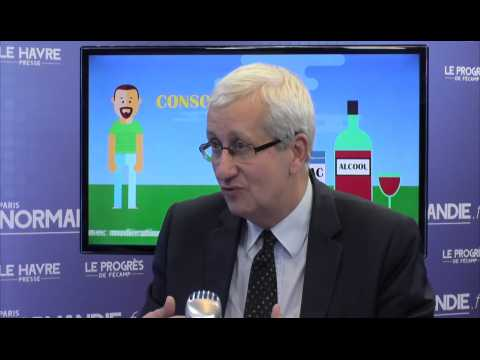 Eco Normandie - Olliviers Dervilliers, directeur URSSAF Haute-Normandie