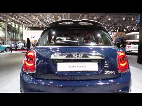 Mini Seven Cooper S Exterior Design in Trailer | AutoMotoTV