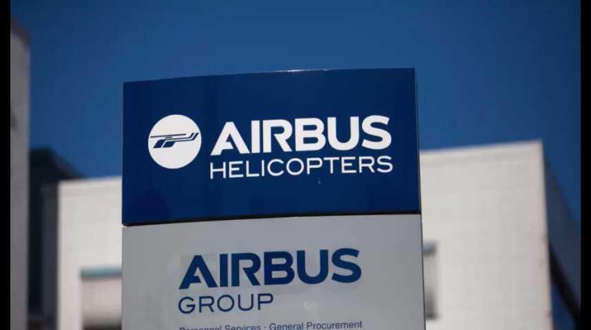 Illustration pour la vidéo Airbus Helicopters s'apprête à supprimer 582 postes