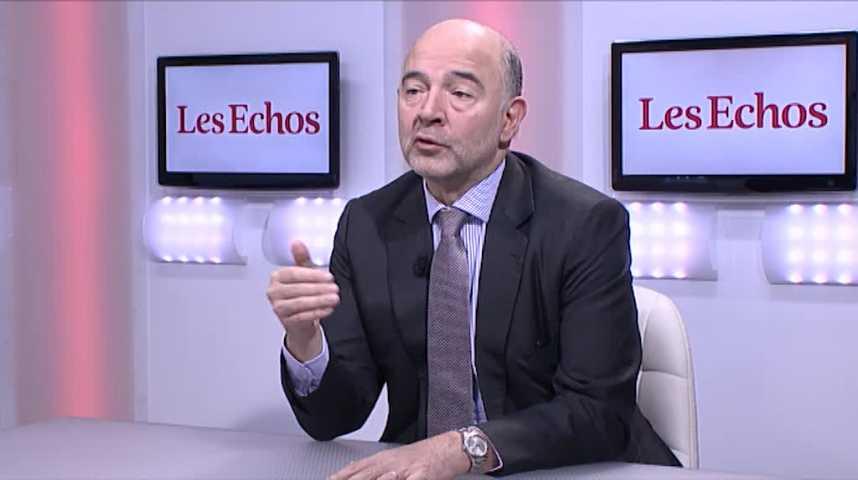 """Illustration pour la vidéo Pierre Moscovici : """"La Gauche en France est minoritaire"""""""