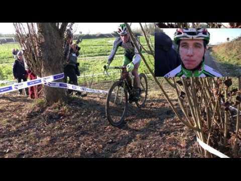 Le Mag Cyclism'Actu / Cyclo-cross - Nicolas Pruvot rejoint Alexandre Baillet à Douai