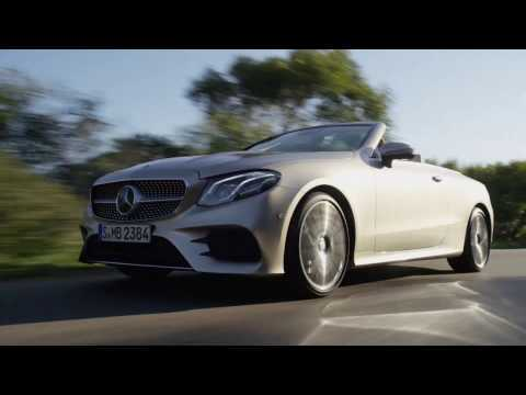 Mercedes-Benz E-Class Cabriolet AMG Line - Driving Video | AutoMotoTV