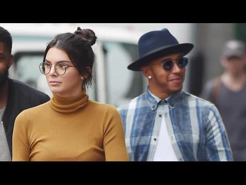 Kendall Jenner et Lewis Hamilton sortent à New York