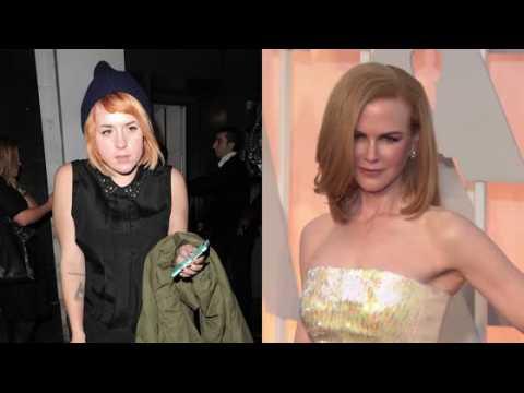 Nicole Kidman n'a pas été informée du mariage de sa fille Isabella