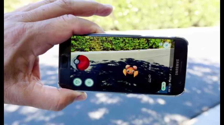 Illustration pour la vidéo Nintendo : l'action chute de 18% en Bourse en dépit du succès de Pokemon Go