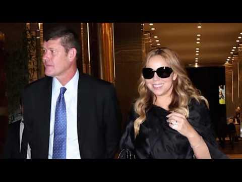 Mariah Carey et James Packer sont fiancés