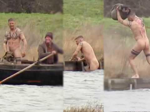 Exclu Vidéo : Tom Hardy : Découvrez l'acteur complètement nu !