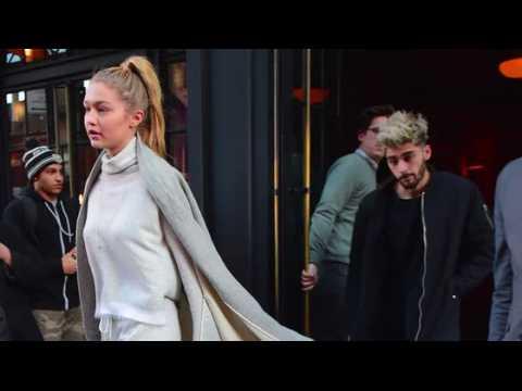 Zayn Malik interdit à Gigi Hadid de porter des talons