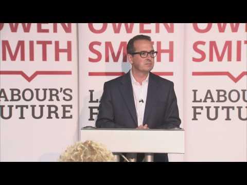 Owen Smith: People fear letting go of Jeremy Corbyn
