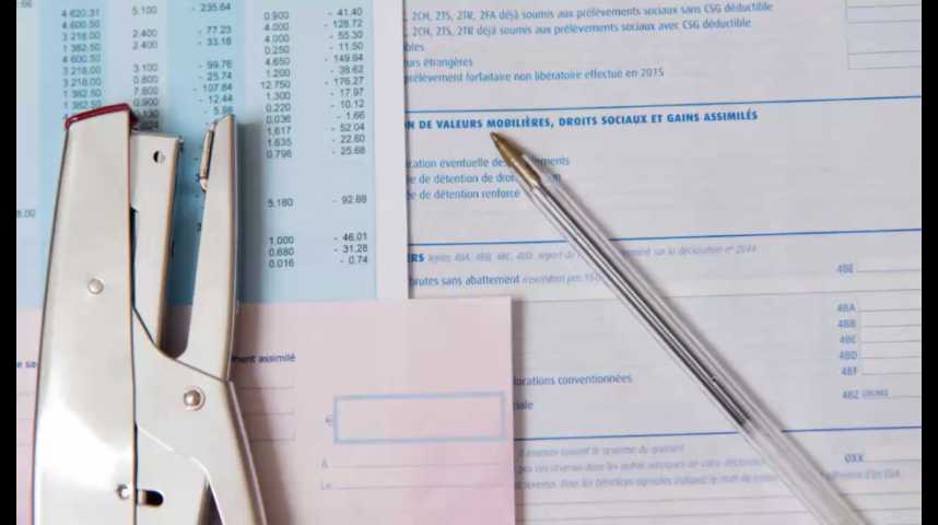 Illustration pour la vidéo Pourquoi l'impôt sur le revenu rapporte plus que prévu à l'Etat