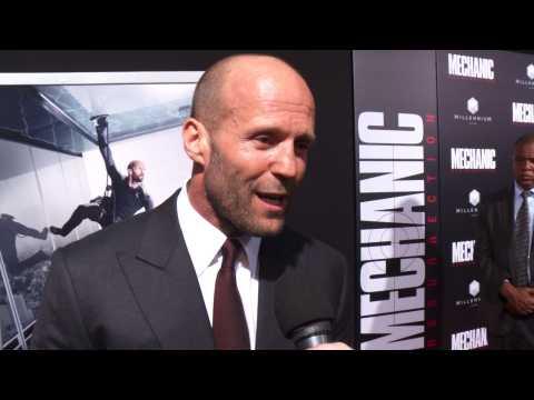 Movie Premiere: 'Mechanic: Resurrection'