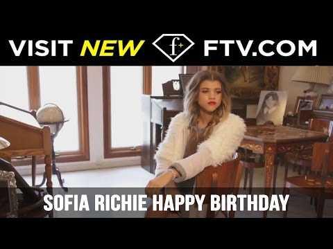 Sofia Richie Happy Birthday - 24 Aug | FTV.com