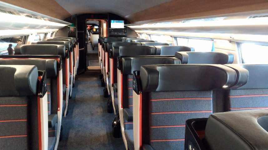 Illustration pour la vidéo Découvrez les premières images du nouveau TGV Paris-Bordeaux