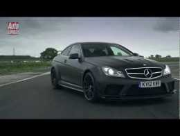 2013 Mercedes C250 AMG handling pack review and pics  Evo