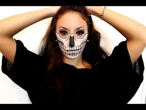 Maquillage halloween la poup e sanglante sur orange vid os - Maquillage poupe demoniaque ...