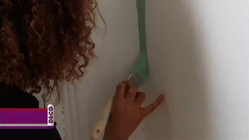 peindre un mur sans trace - minutefacile.com - Eviter Les Traces De Rouleau Peinture