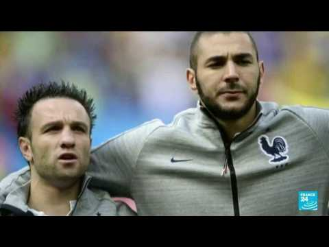 French prosecutors seek suspended sentence for Benzema in sex tape trial
