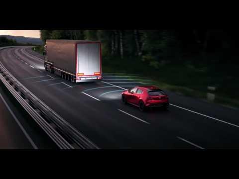 Mazda talks i-Activsense - Safety Systems