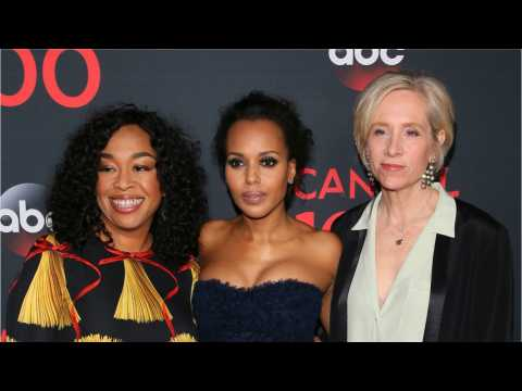 Scandal Will End After Season 7