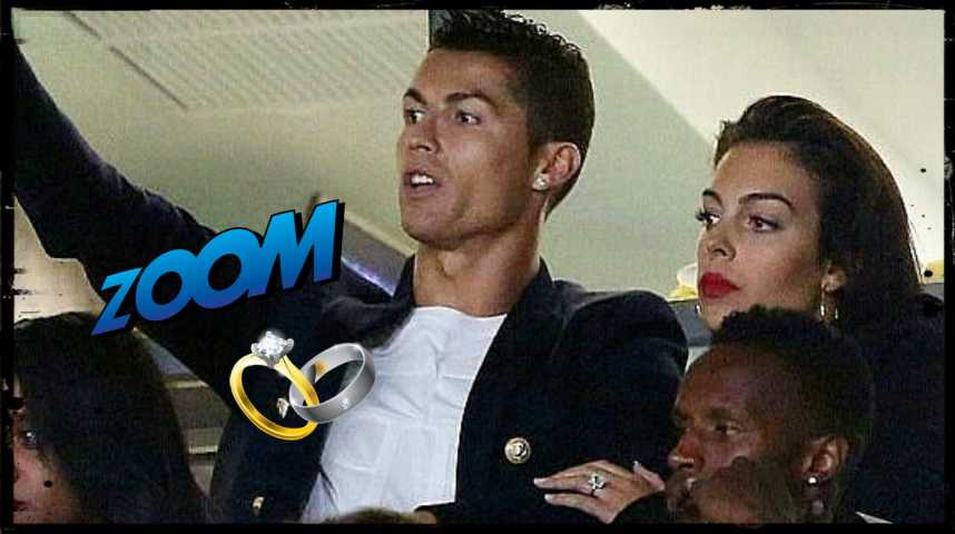 Cristiano Ronaldo et Georgina Rodriguez sur le point de se marier ?