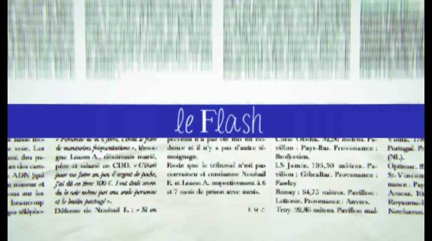 Le Flash du 28 août