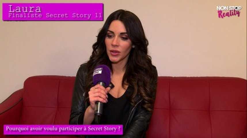 Secret Story 11 - Laura : une amitié plus forte avec Marie ? Elle répond (Exclu vidéo)