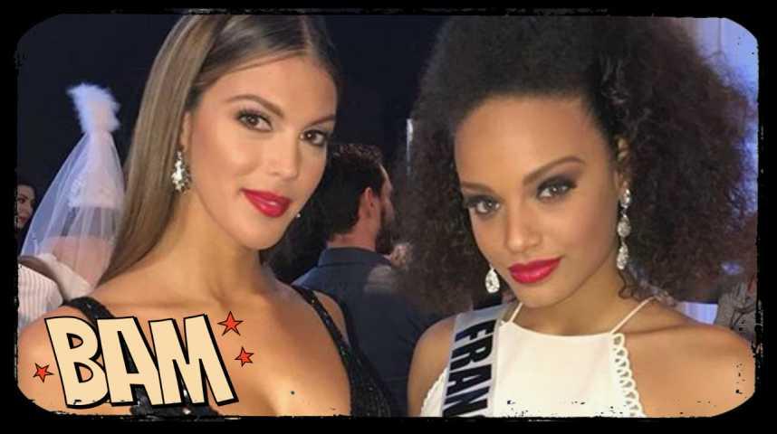 Miss Univers : Alicia Aylies jalouse d'Iris Mittenaere ?