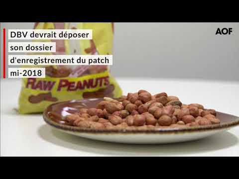 DBV TECHNOLOGIES soutenu par une bonne nouvelle concernant Viaskin Peanut