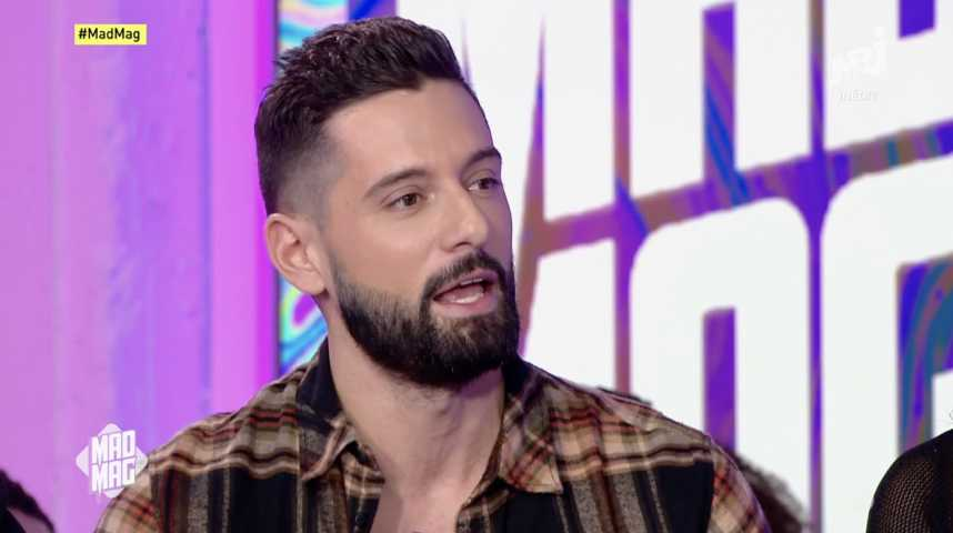 Hugo Manos des Anges fier d'être gay ! - ZAPPING PEOPLE DU 20/11/2017