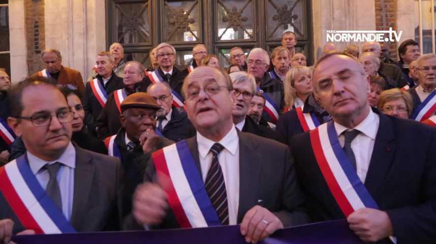 Les élus veulent sauver le collège public de Val-de-Reuil