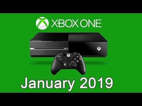 XBOX ONE Free Games - January 2019