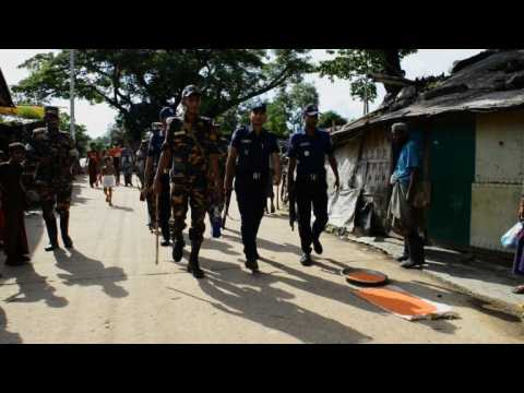 Murders leave Rohingya camps gripped by fear