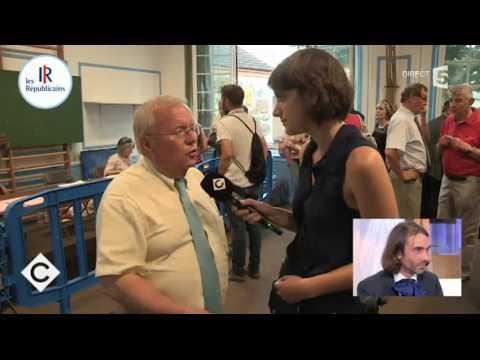 Jacques Myard très aigri après sa défaite au 2nd tour des législatives