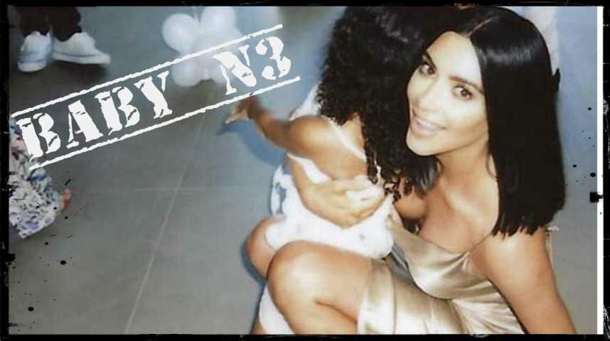 Kim Kardashian et Kanye West vont avoir un troisième bébé !