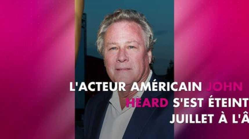 John Heard, l'acteur qui jouait le père dans Maman j'ai raté l'avion, est décédé