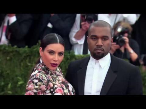 Kim Kardashian est fiancée à Kanye West