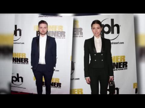 Justin Timberlake et Jessica Biel en parfaite harmonie