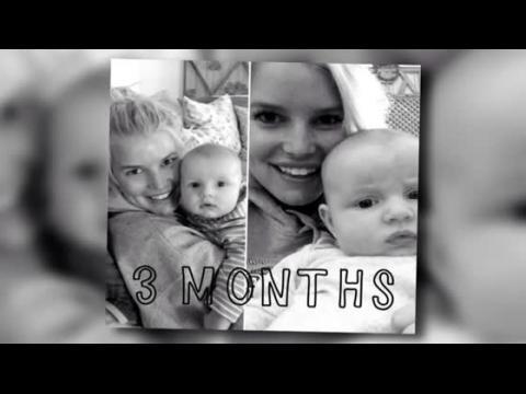 Jessica Simpson partage d'adorables photos avec son bébé Ace