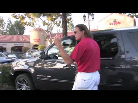 Bruce Jenner réagit à l'annonce de sa rupture avec Kris Jenner