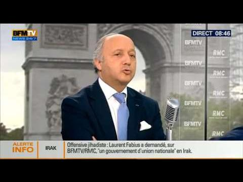 Bourdin Direct: Laurent Fabius - 20/06