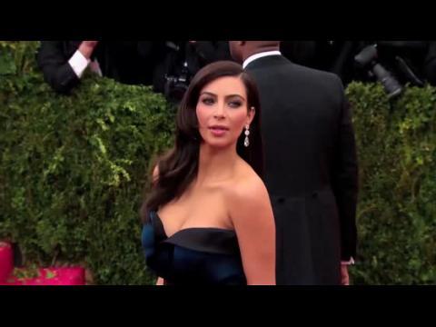 Dites bonjour à Madame Kim Kardashian West