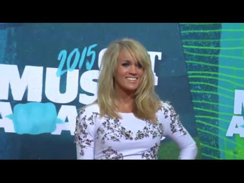 Carrie Underwood est la grande gagnante des CMT Awards