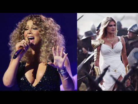 Mariah Carey remplacera Kate Upton dans les pubs de Game of War