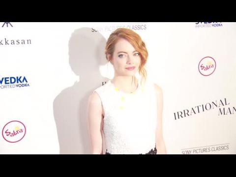 Emma Stone à la première de L'Homme Irrationnel